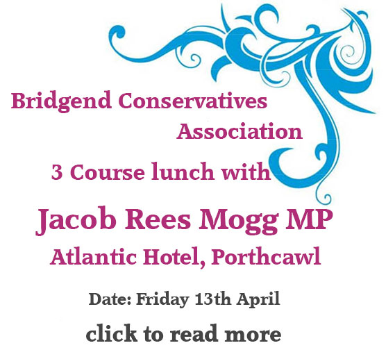 Lunch Jacob Rees Mogg MP