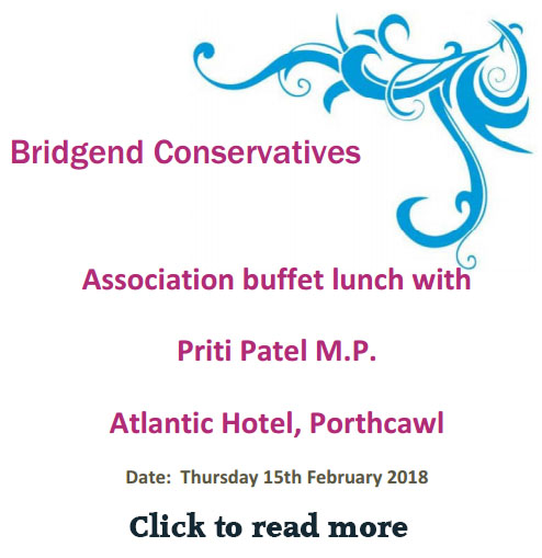Buffet Lunch Priti Patel